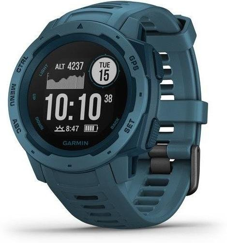 Hodinky Garmin Garmin Instinct Blue Optic