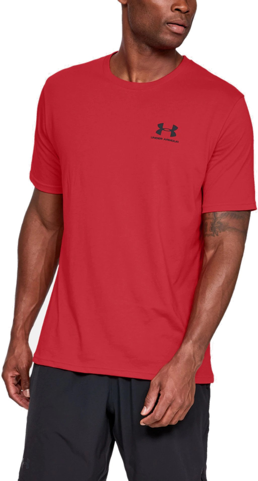 Tričko Under Armour UA SPORTSTYLE LC SS