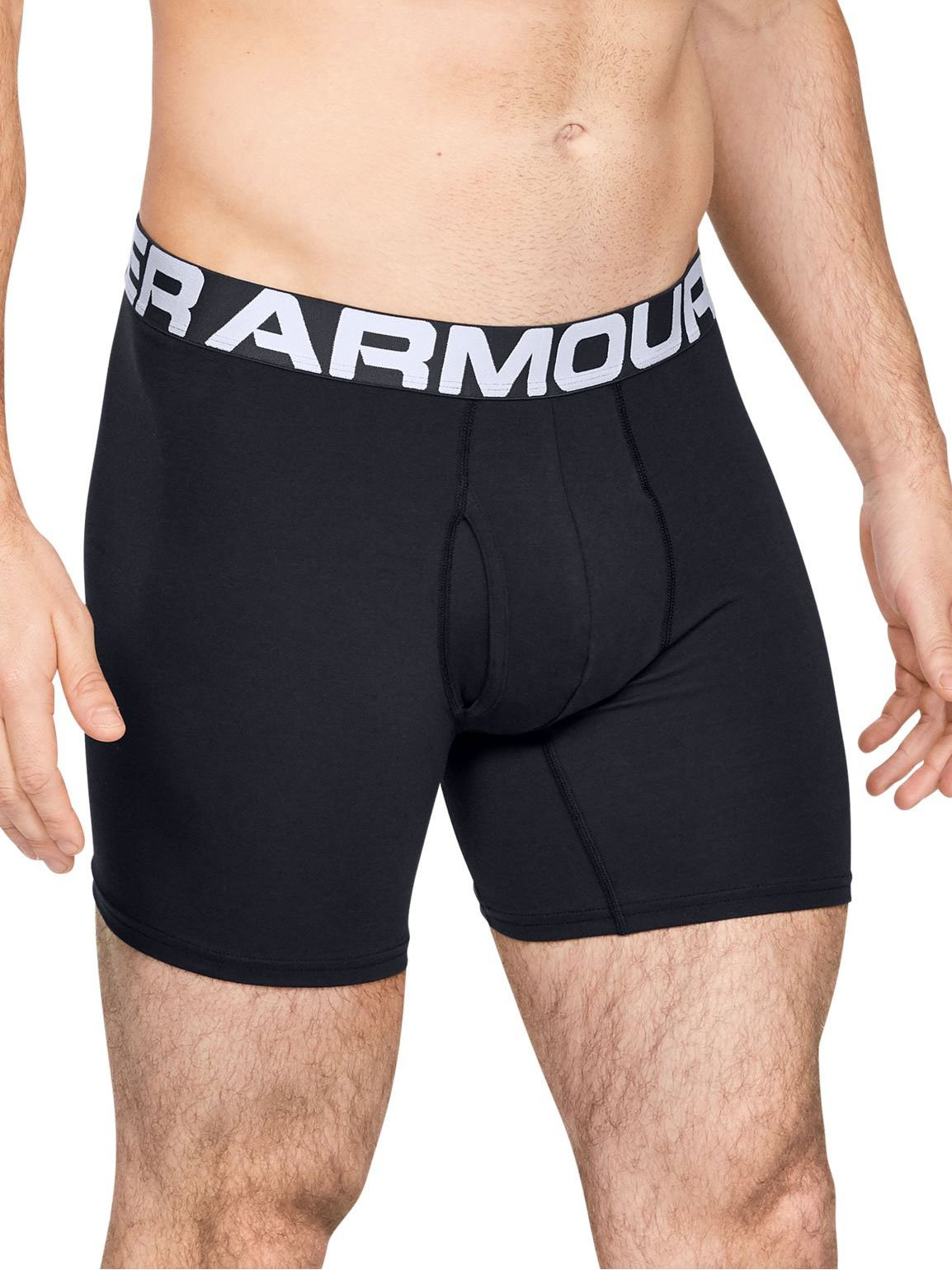 Šortky Under Armour Charged Cotton 6in 3 Pack