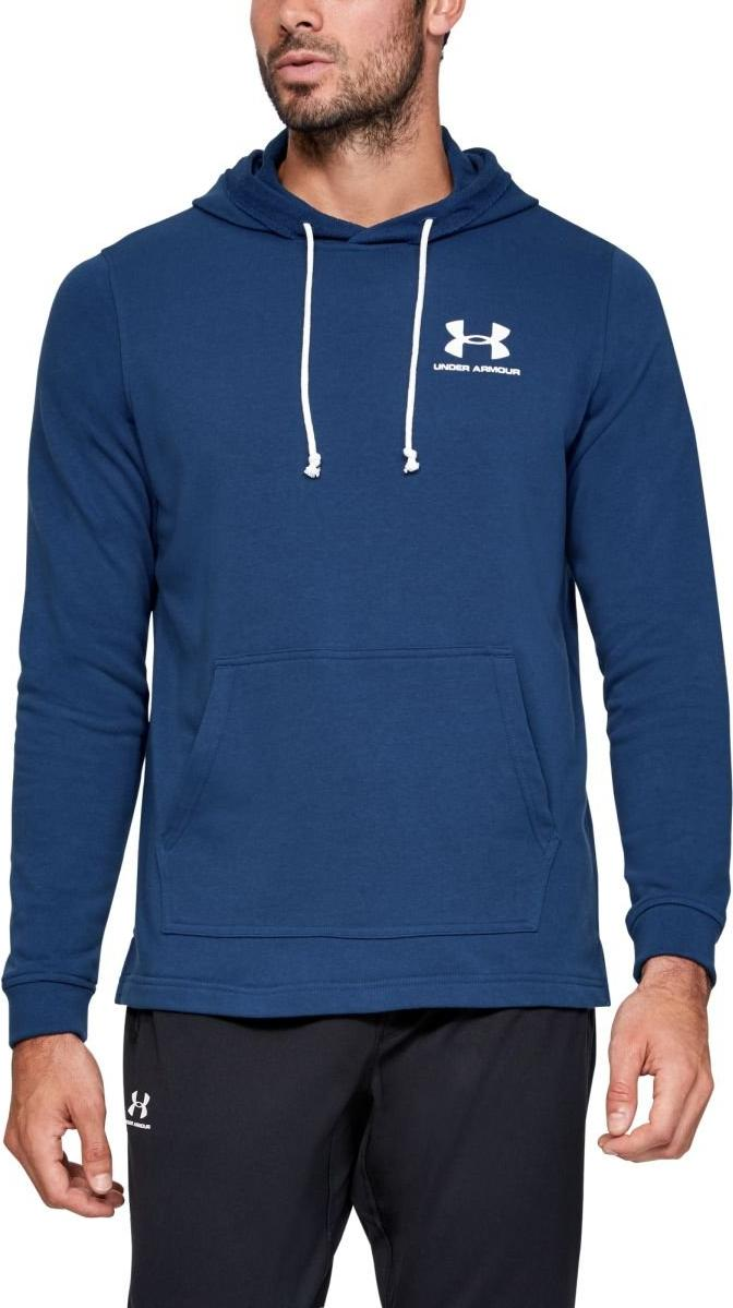 Mikina s kapucňou Under Armour SPORTSTYLE TERRY HOODIE