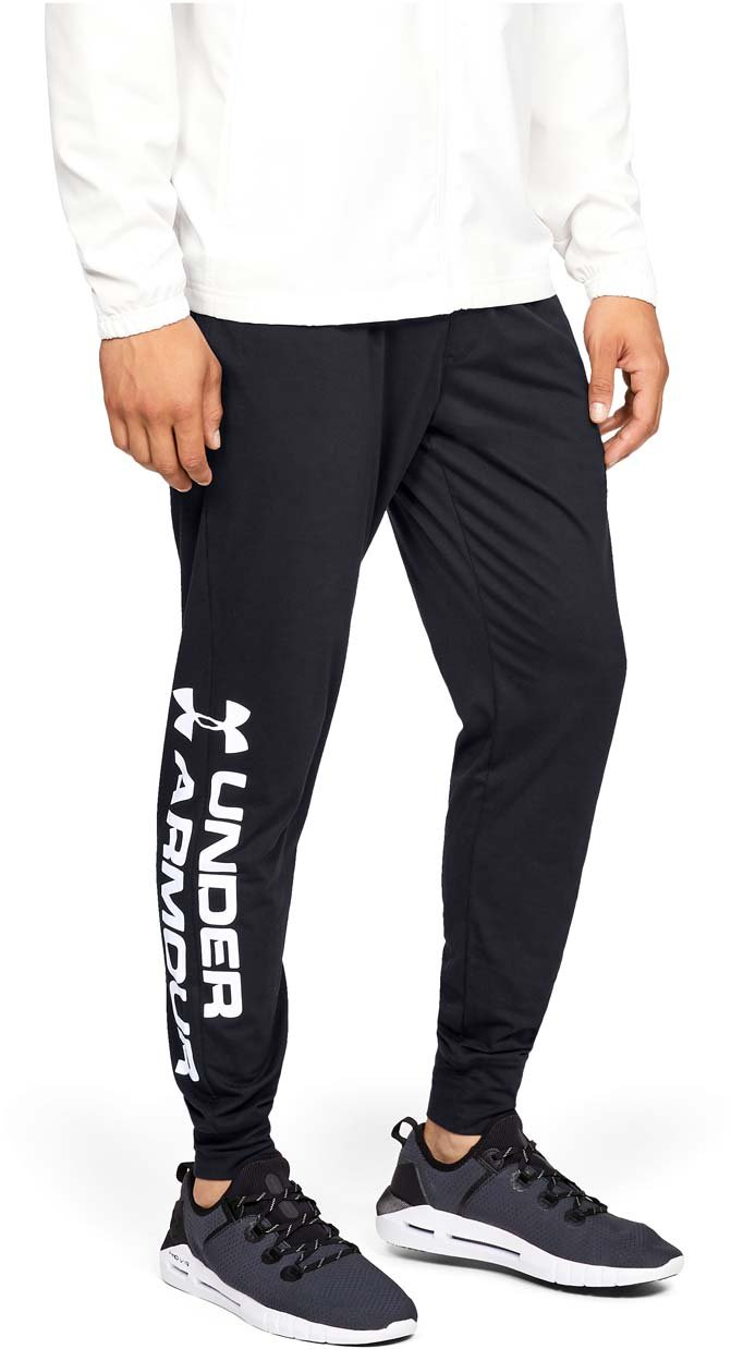 Nohavice Under Armour SPORTSTYLE COTTON GRAPHIC JOGGER