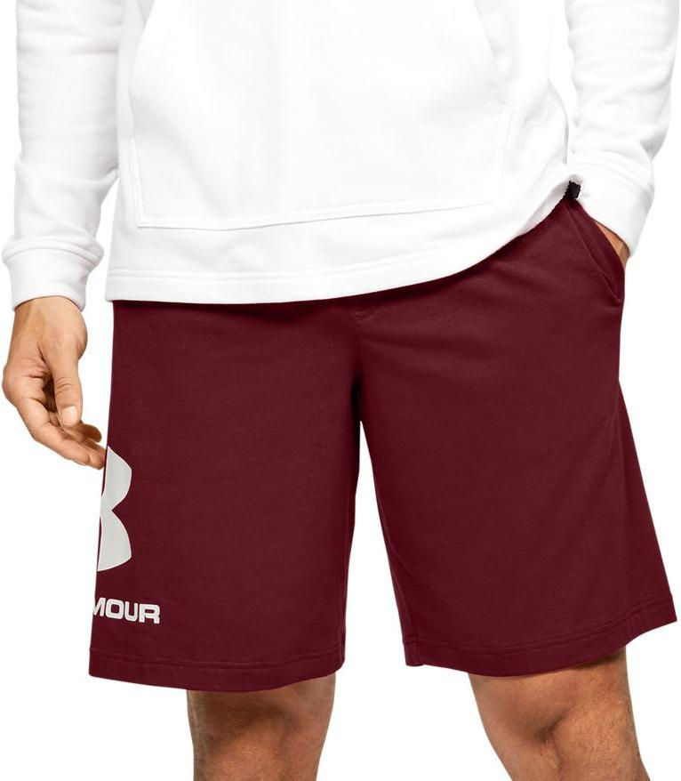Šortky Under Armour SPORTSTYLE COTTON GRAPHIC SHORT