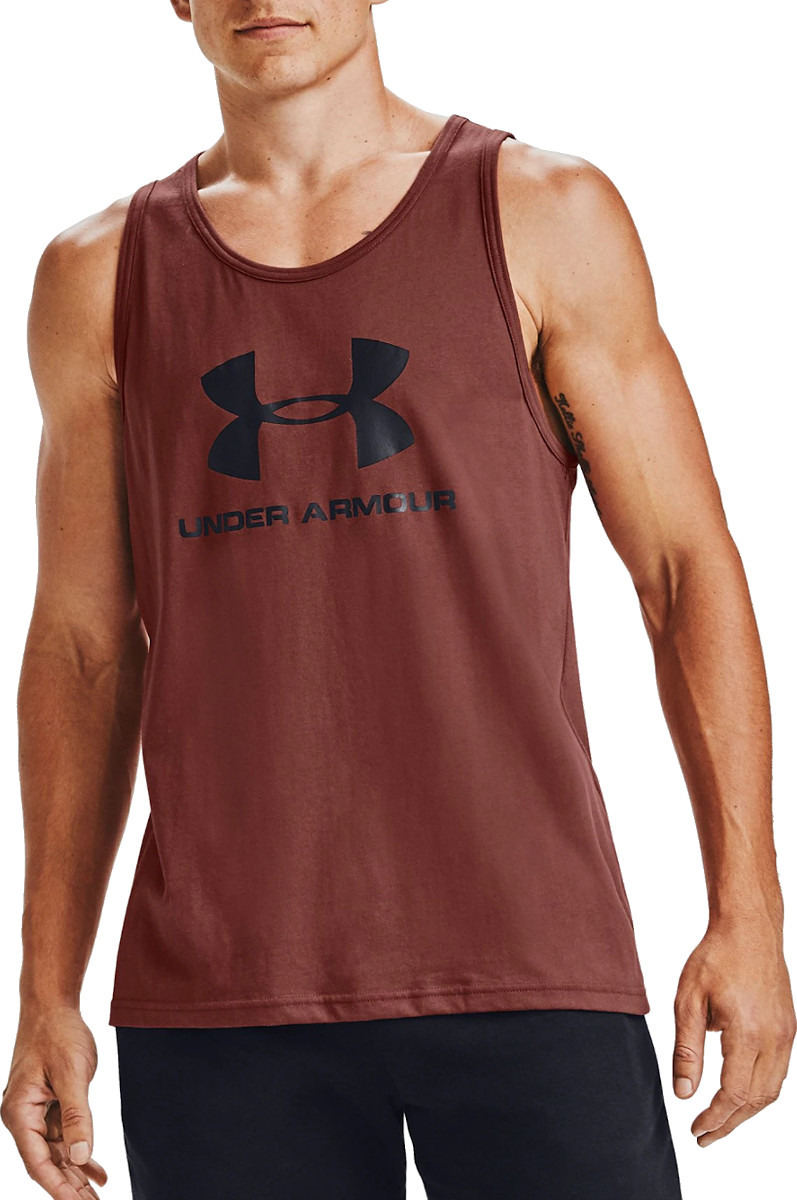 Tielko Under Armour UA SPORTSTYLE LOGO TANK