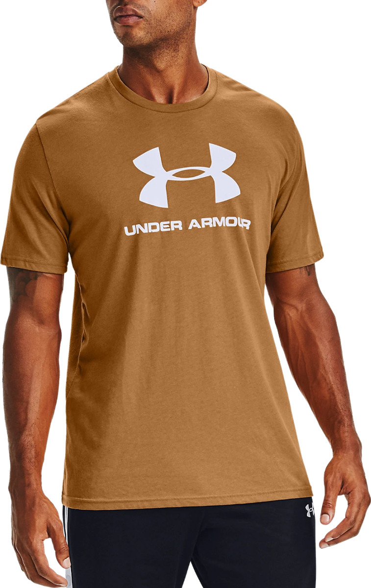 Tričko Under Armour UA SPORTSTYLE LOGO SS