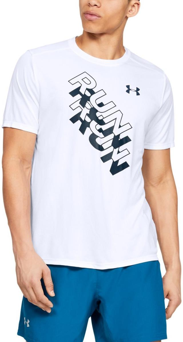 Tričko Under Armour UA INTERNATIONAL RUN DAY GX TEE