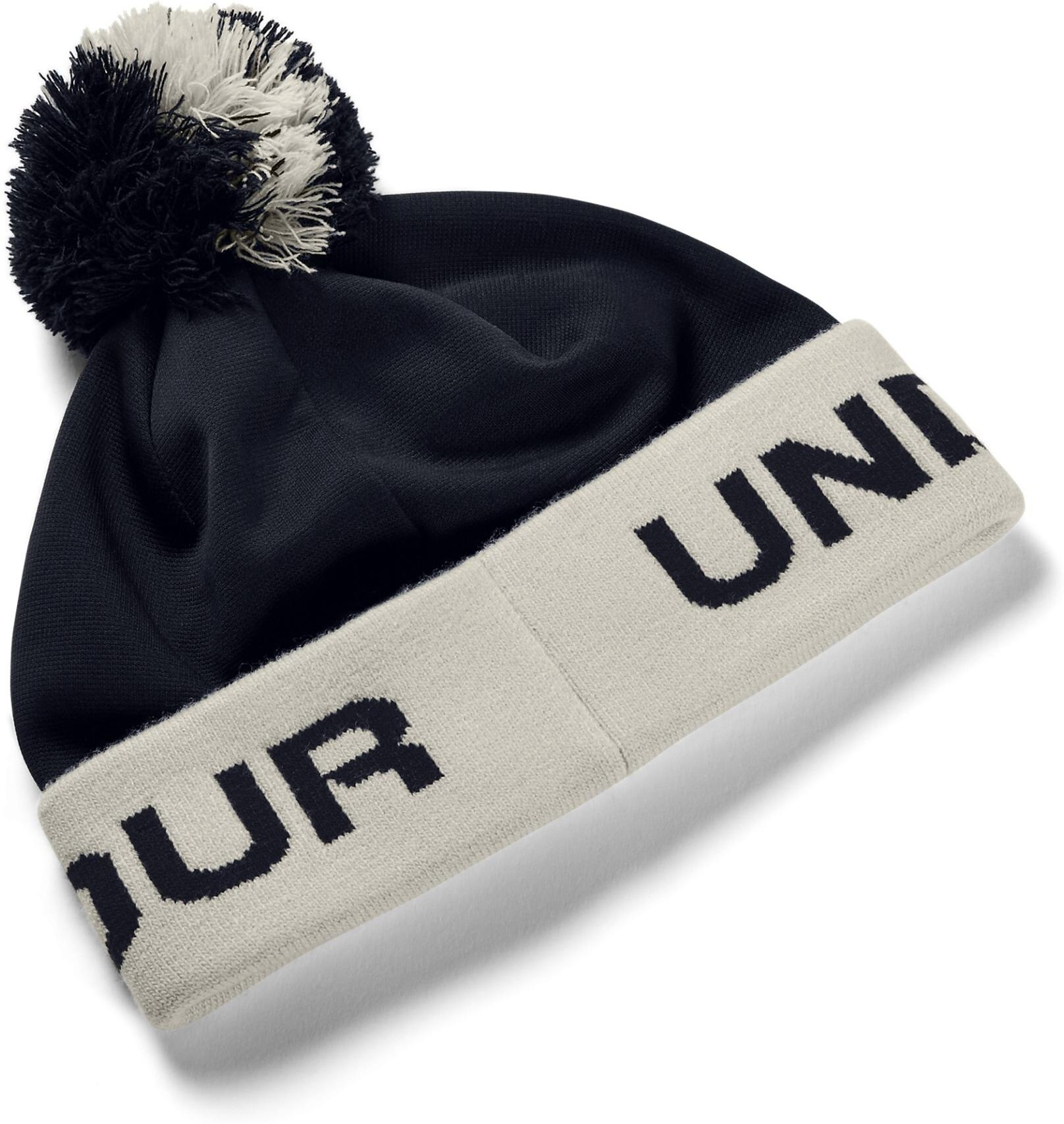 Čiapky Under Armour Boy s Gametime Pom Beanie
