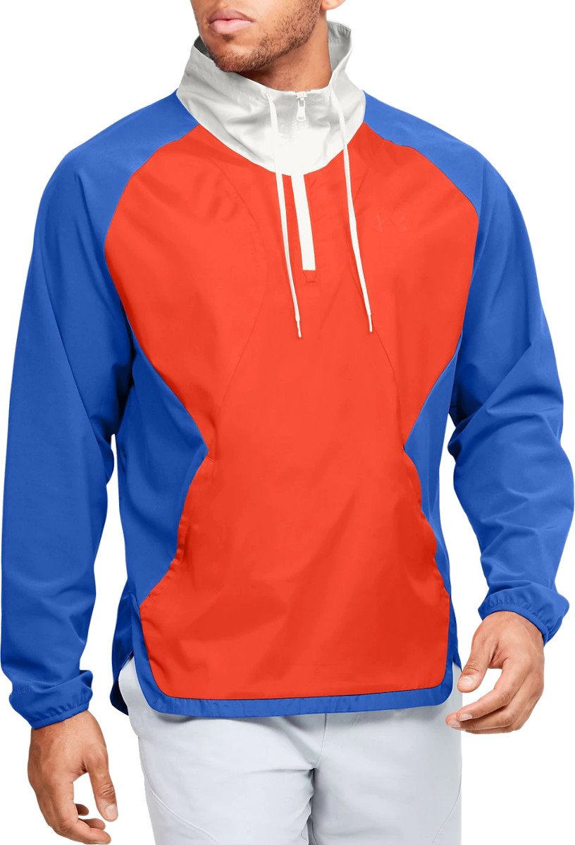 Bunda Under Armour Under Armour STRETCH WOVEN 1/2 ZIP JACKET